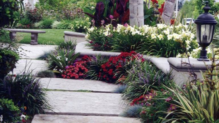 Landscaping Walk Way Designs