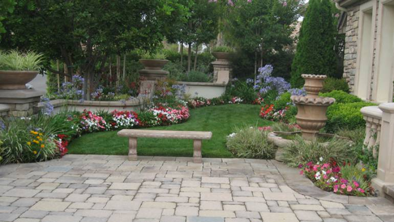 Custom Landscape Designs